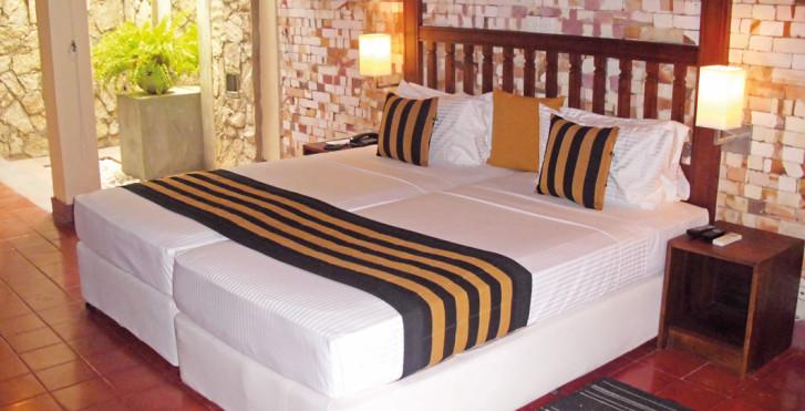 chambre Deluxe - Siddhalepa Ayurveda Health Resort