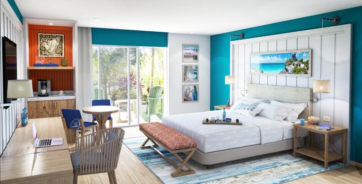 Suite Junior Paradise - Margaritaville Island Reserve Riviera Cancún