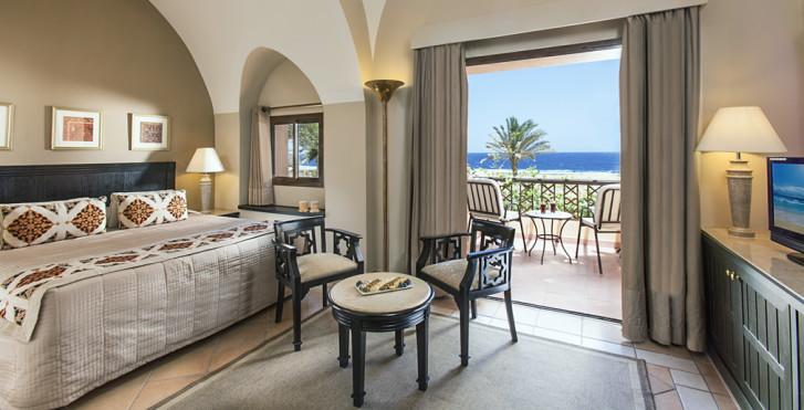 Doppelzimmer Superior - Steigenberger Coraya Beach Resort