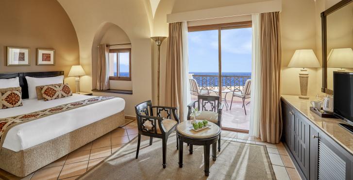 Doppelzimmer Superior Meersicht - Steigenberger Coraya Beach Resort