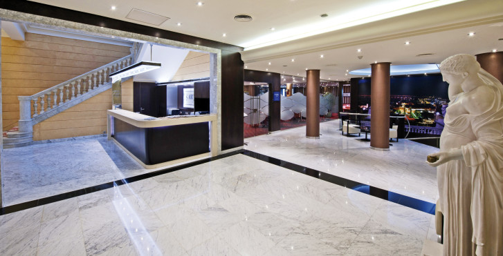 Bild 7795165 - Hotel St. Moritz