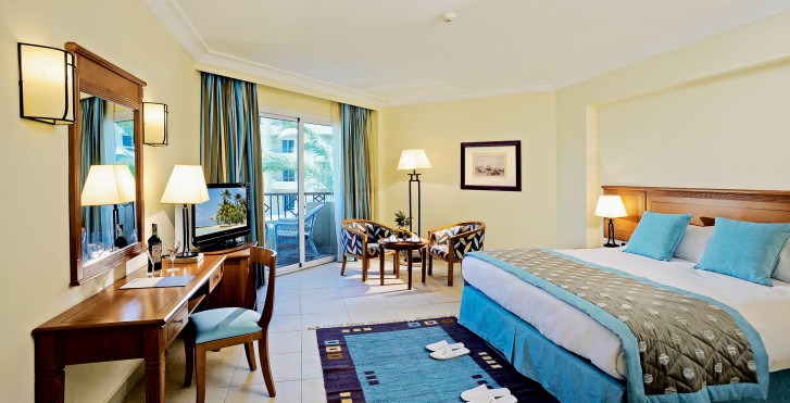 Doppelzimmer - Amwaj Blue Beach Resort & Spa