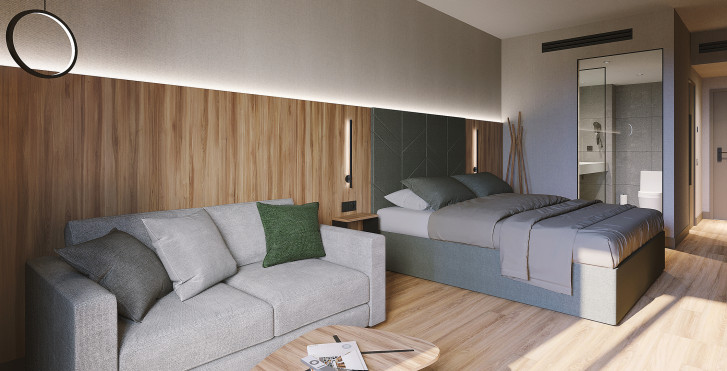 Doppelzimmer - Gloria Palace San Agustin Thalasso & Hotel