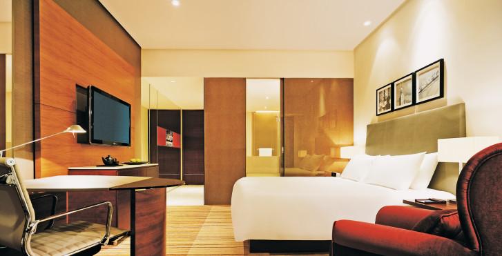 Guest-Zimmer - Hyatt Regency Hong Kong, Tsim Sha Tsui