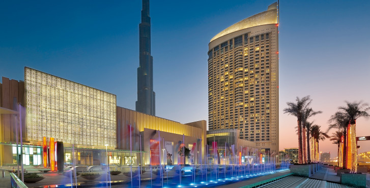 Bild 7728057 - The Address Dubai Mall