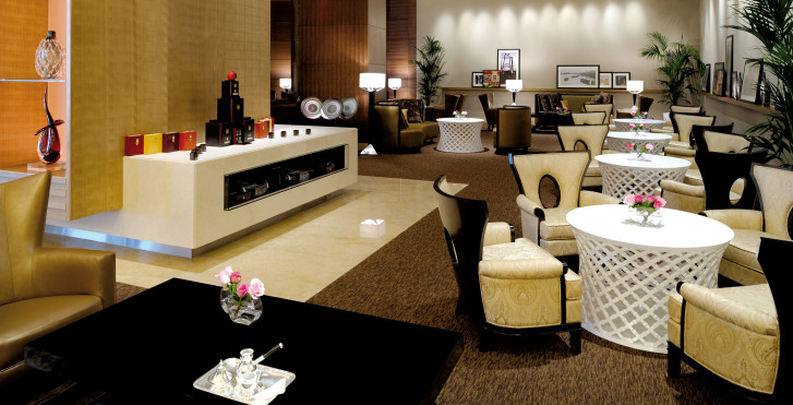 Lobby Lounge - The Address Dubai Mall