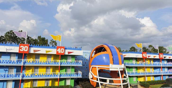 Disney's All Star Sport Resort