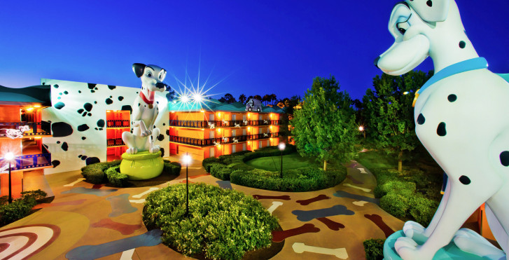 Disney's All Star Movie Resort