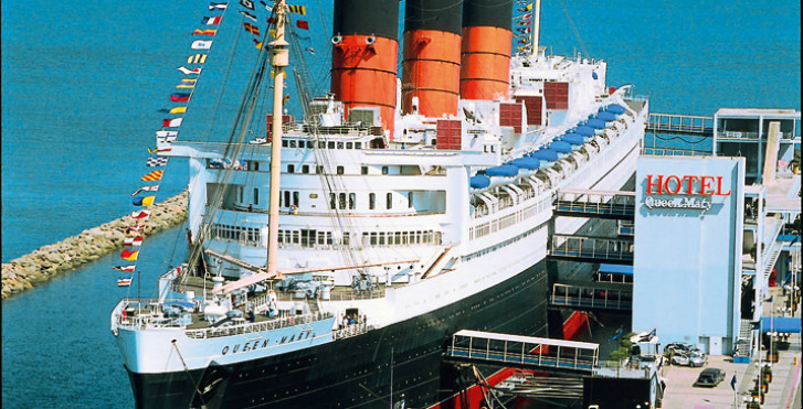Bild 7755678 - Queen Mary