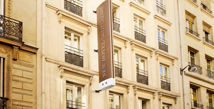 Bild 7758712 - New Hotel Saint Lazare