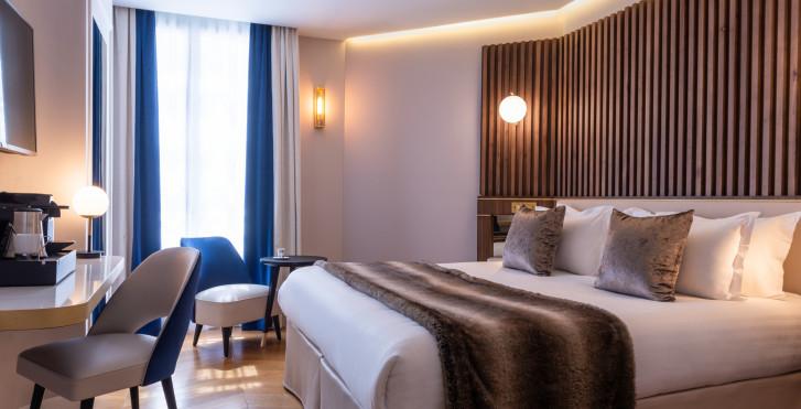 Doppelzimmer Superior - Hotel Lord Byron