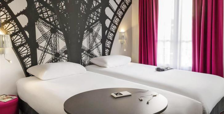 Image 26654916 - Hôtel ibis Styles Paris Eiffel Cambronne