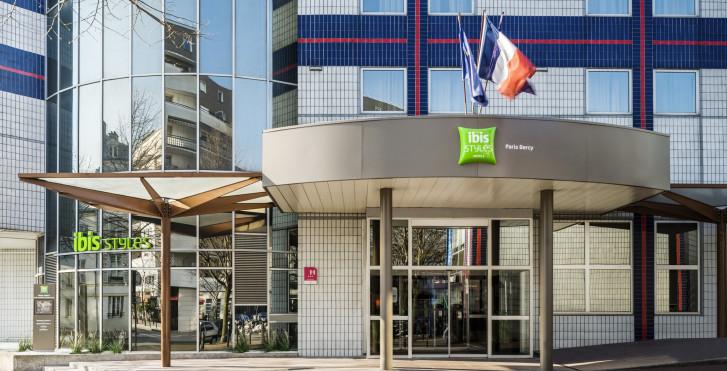 Ibis Styles Bercy - Gare de Lyon