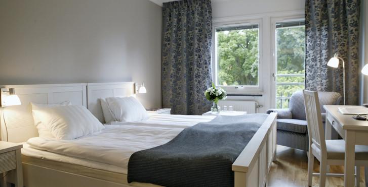 Wohnbeispiel Doppelzimmer - Tegnérlunden Hotel
