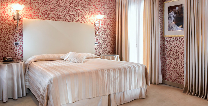 chambre double - Hôtel Principe