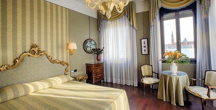 Chambre double Superior - Hotel Locanda Vivaldi