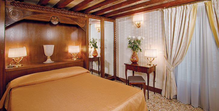 Doppelzimmer - Palazzo Stern