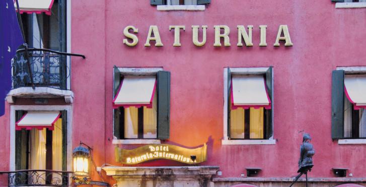 Saturnia & International
