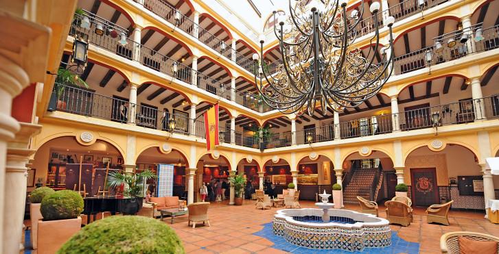 Image 30605339 - Hôtel thématique El Andaluz - incl. entrée parc