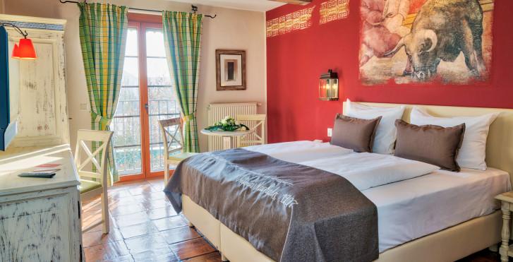 Chambre standard - Hôtel thématique El Andaluz - incl. entrée parc