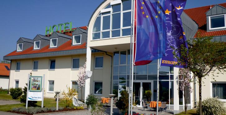 Sun Parc Hotel - inkl. Eintrittstickets in den Europa-Park