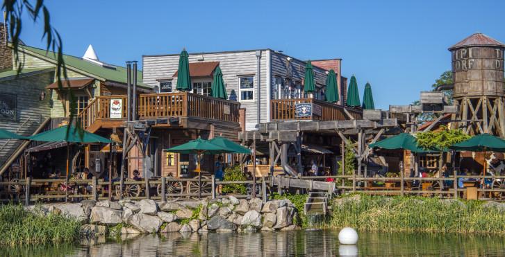 Camp Resort - inkl. Eintrittstickets in den Europa-Park