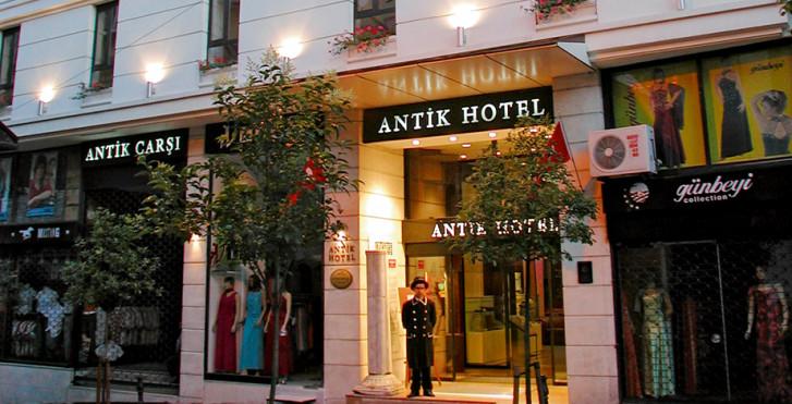 Bild 22517080 - Hotel Antik