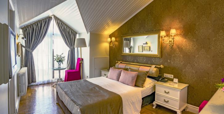 Chambre double - Avicenna Hôtel