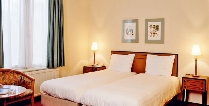 Wohnbeispiel Doppelzimmer - Best Western Dam Square Inn