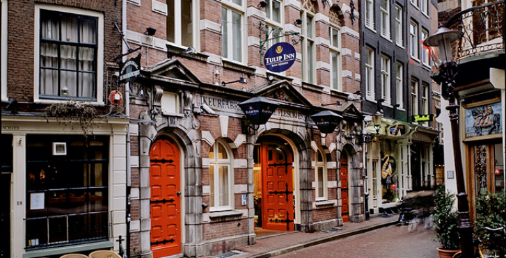 14 - Best Western Dam Square Inn