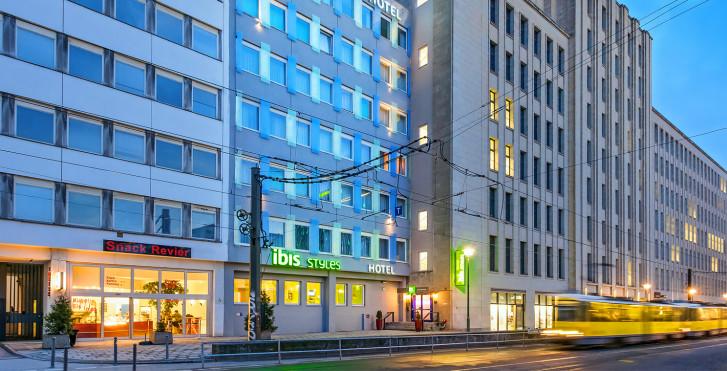 Ibis Styles Berlin Alexanderplatz