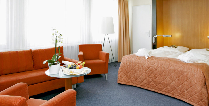 chambre double - Quality Hotel Ambassador