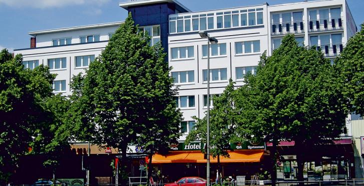City Hotel Monopol Hamburg Migros Ferien