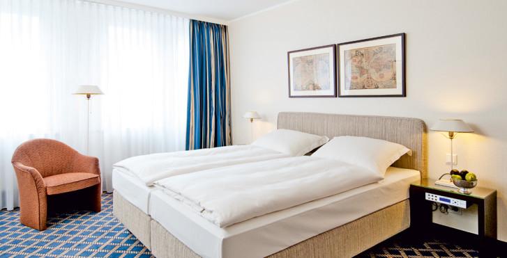 Exemple chambre double - Hôtel Stella Maris