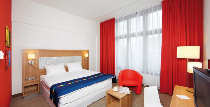 Wohnbeispiel Doppelzimmer - Park Inn Hotel