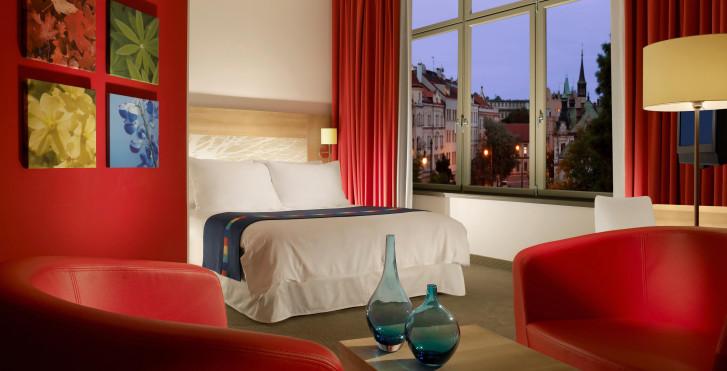 Doppelzimmer - Park Inn Hotel