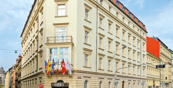 Bild 7785565 - Exe City Park Prague (ex. Hotel Chopin)