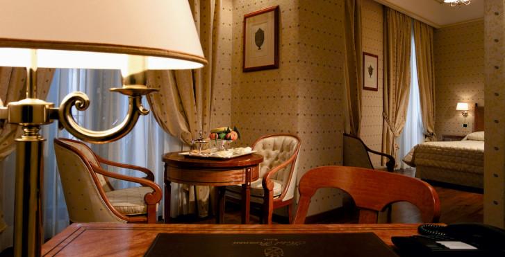 Junior-Suite - Piranesi Palazzo Nainer