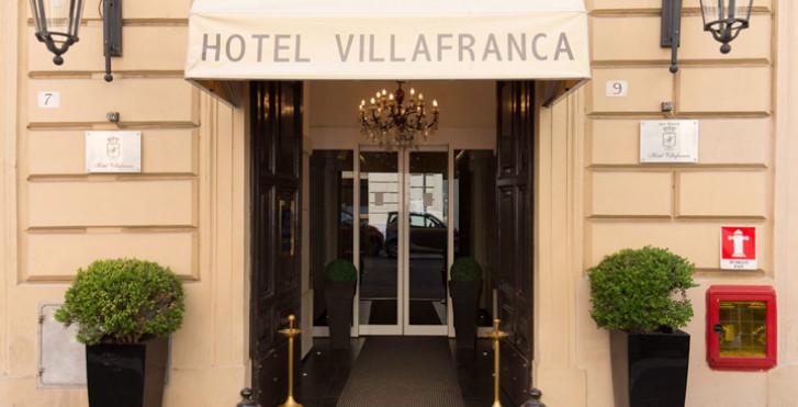 Image 26047282 - Hôtel Villafranca