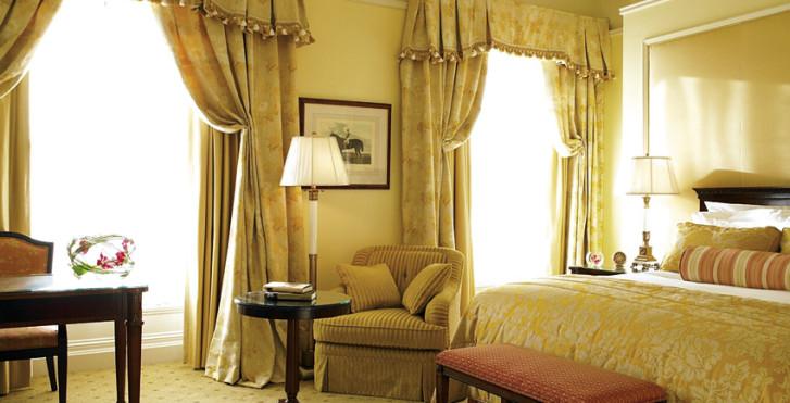 Chambre double Deluxe - Hôtel Shelbourne