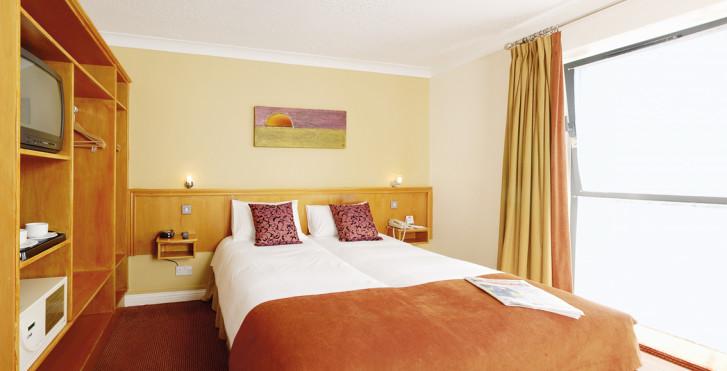 Doppelzimmer Standard - Dublin Central Inn
