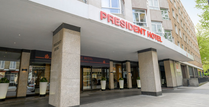 Image 31990911 - Hôtel President