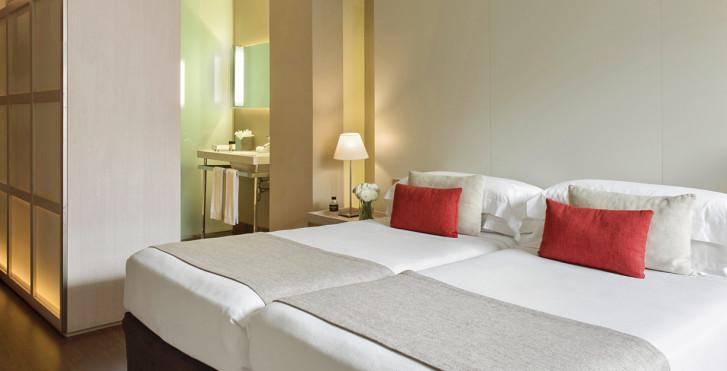 Chambre double - Grand Hôtel Central