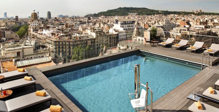 NH Collection Gran Hotel Calderon