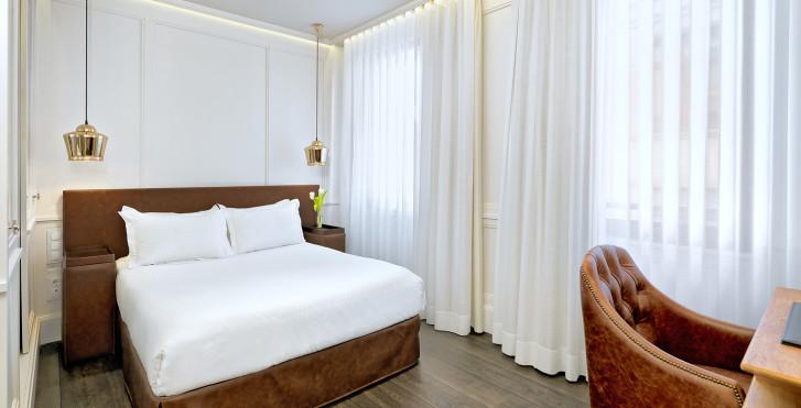 chambre double - H10 Montcada Boutique Hotel