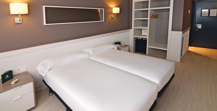 Doppelzimmer - Hotel Paral.lel