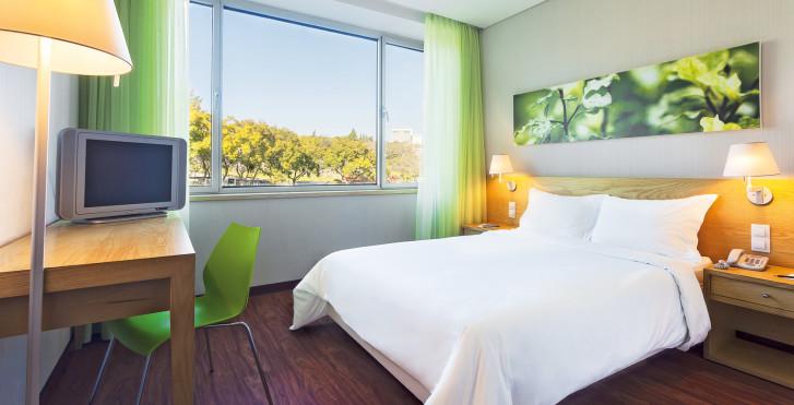 chambre double - Hôtel Fénix Garden