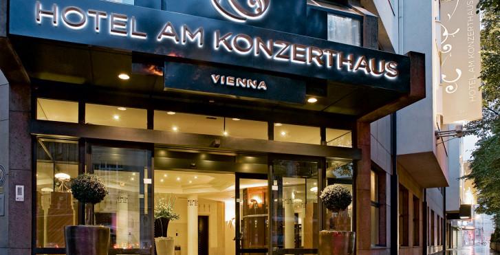 Image 7801682 - Hôtel Am Konzerthaus Vienna - MGallery by Sofitel