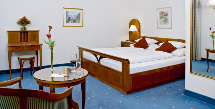 Exemple chambre double - Mercure Grand Hôtel Biedermeier