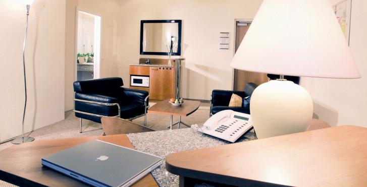 Exemple chambre double - Starlight Suiten Hôtel Renngasse